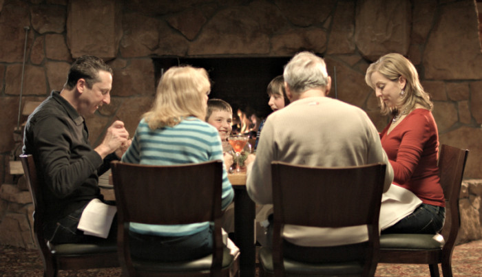 Fireside Dining is fun for the whole family at Empire Canyon Lodge ~ Delicious Restaurants for Families in Park City, Utah