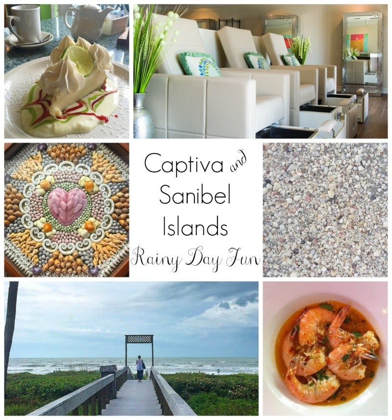 Things to Do on Captiva Island and Sanibel Island When it Rains