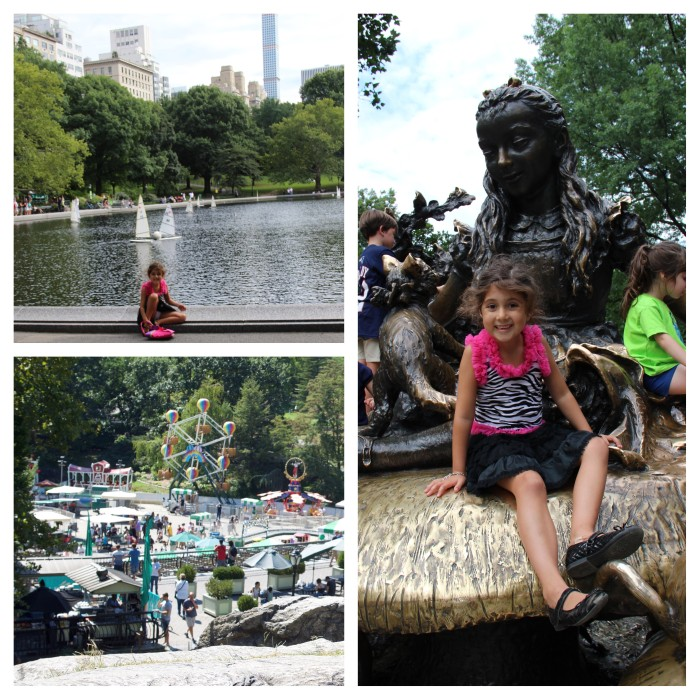 Must Visit Sights and Attractions for Visiting Central Park with Kids. Summer is a great time to visit Central Park with kids. (Photo credit: Lyla Gleason)