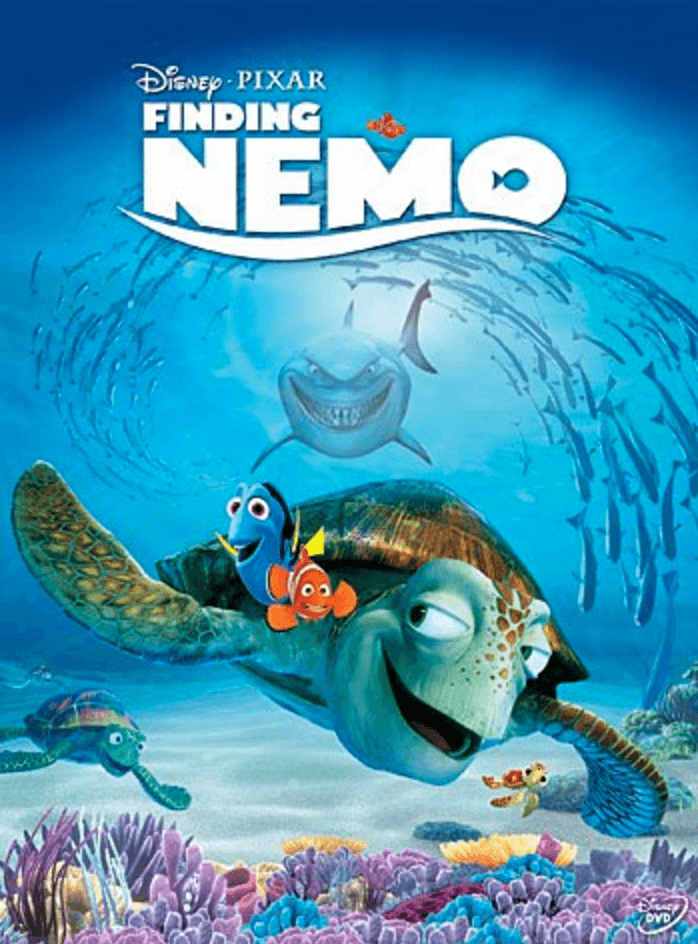 The Best Travel Movies for Kids - Finding Nemo