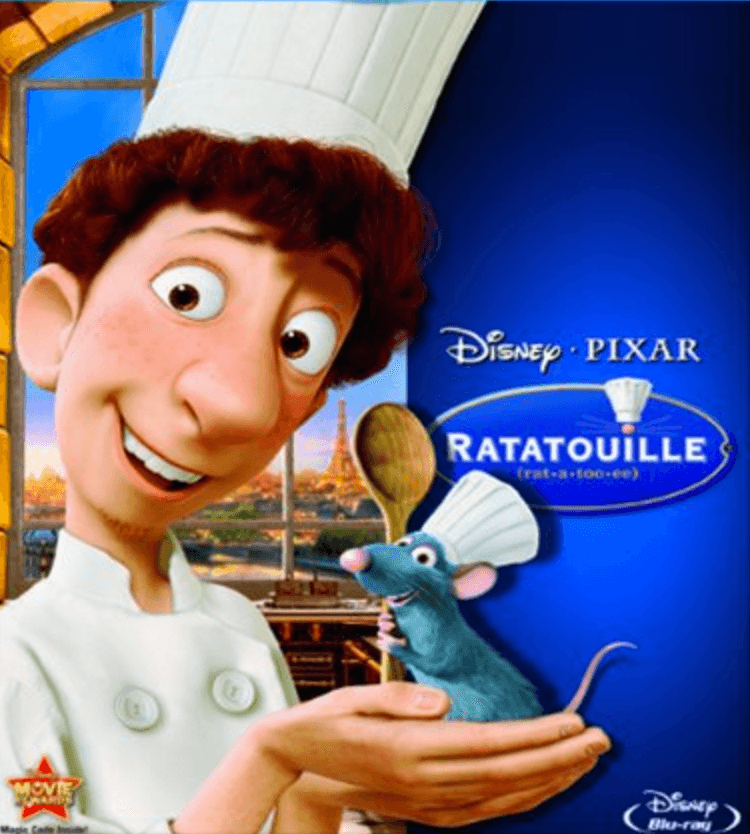 Best Travel Movies for Kids - Ratatouille