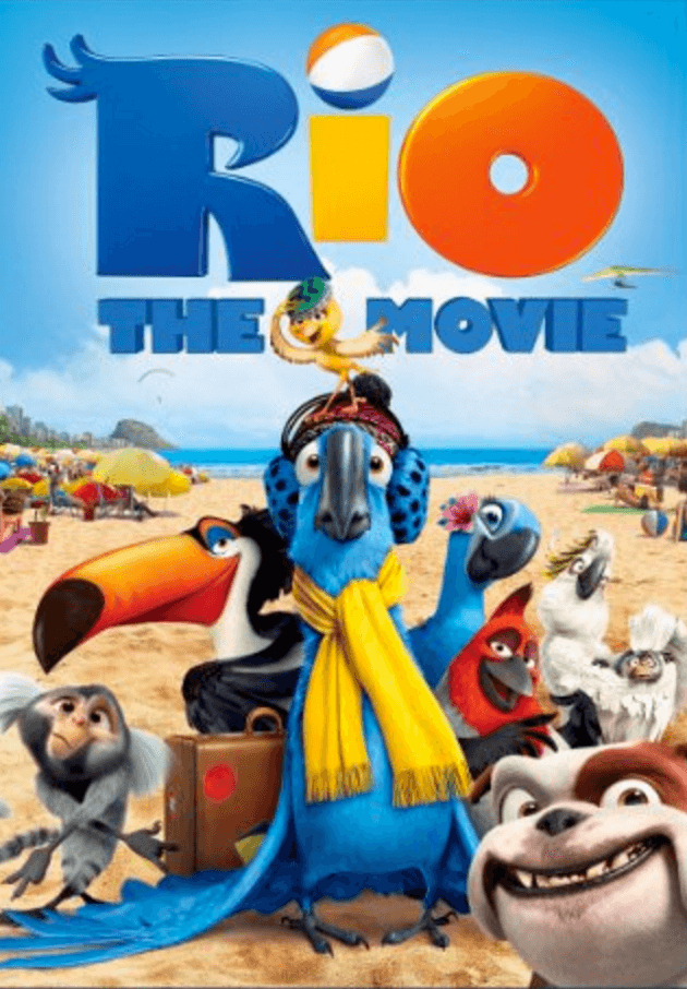 The Best Travel Movies for Kids - Rio