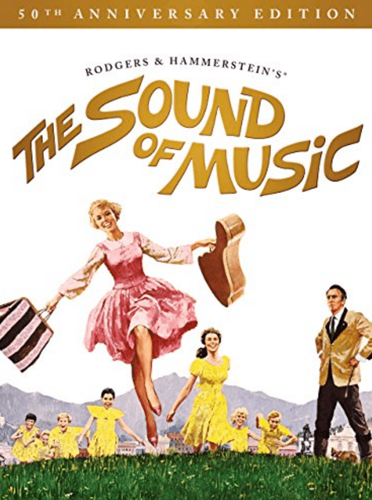 The Best Travel Movies for Kids - The Sound of Music