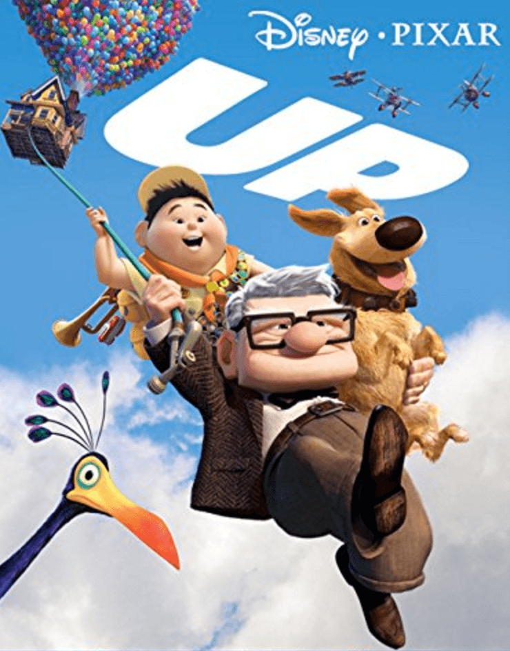 Best Travel Movies for Kids - Up