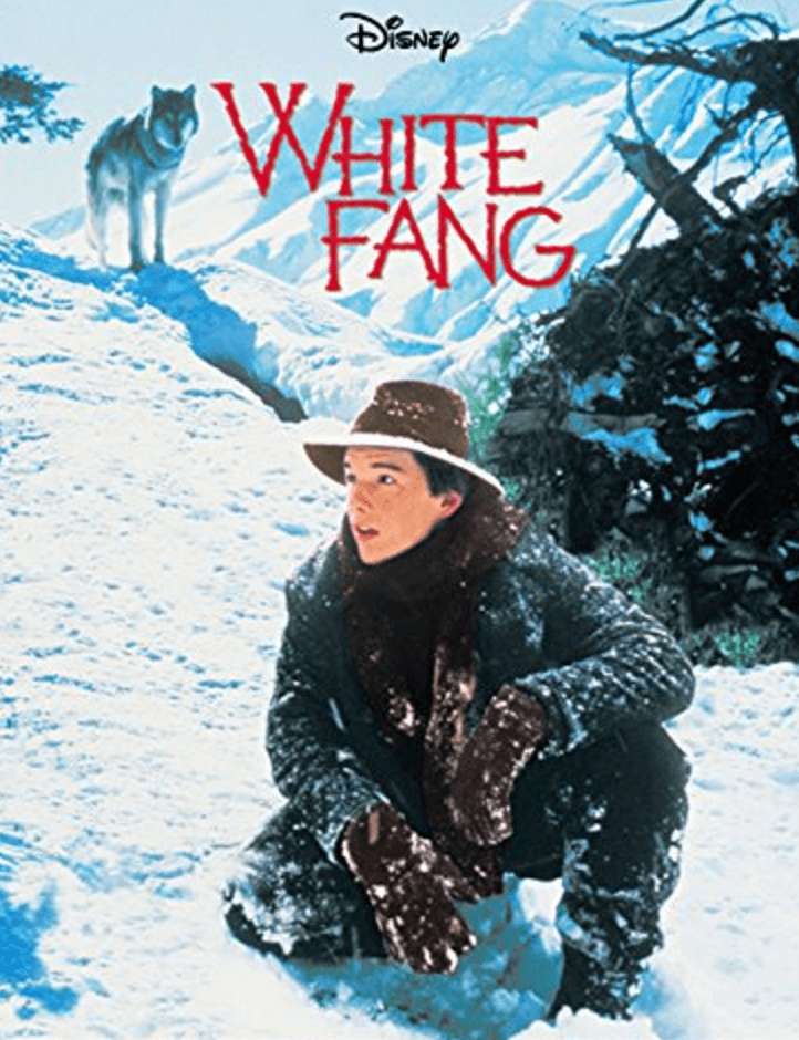 Best Travel Movies for Kids - White Fang