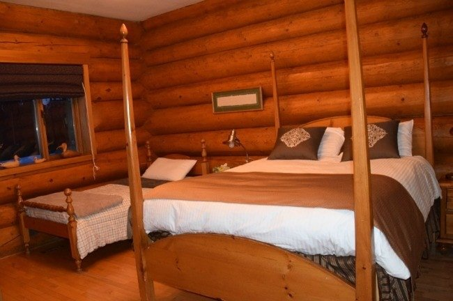 All guest rooms are unique, quaint and cozy at Inn On The Lake in the Yukon ~ Northern Lights and Beyond in Canada's Yukon with Kids