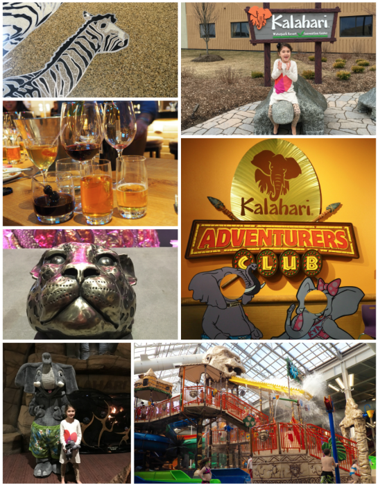 Kalahari Resort Poconos - A Splashy Escape from the Ordinary