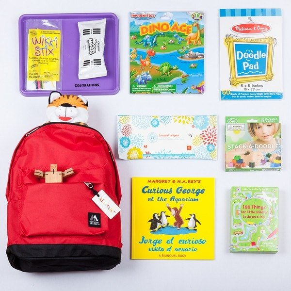 Win an AllPakt travel activity kit for kids ~ just one of many prizes as part of the Travel Mamas At Home Launch Giveaway!