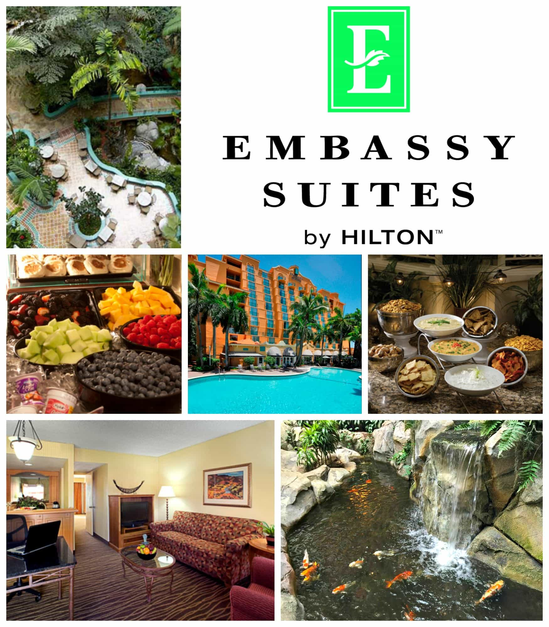 Win an Embassy Suites Vacation ~ Just Part of the Travel Mamas At Home Launch Giveaway