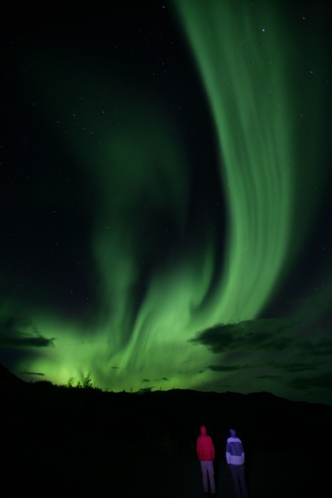Northern lights and Beyond in Canada's Yukon