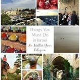 Things to Do in Israel No Matter Your Religion