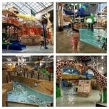 Family Fun at Kalahari Resorts & Conventions, Pocono Mountains, PA. Kalahari's waterpark is the largest indoor waterpark in Pennsylvania. (Photo credit: Lyla Gleason)