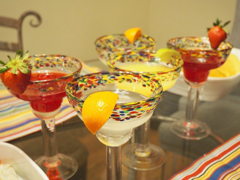 Colorful cocktails and mocktails for your Cinco de Mayo party with kids