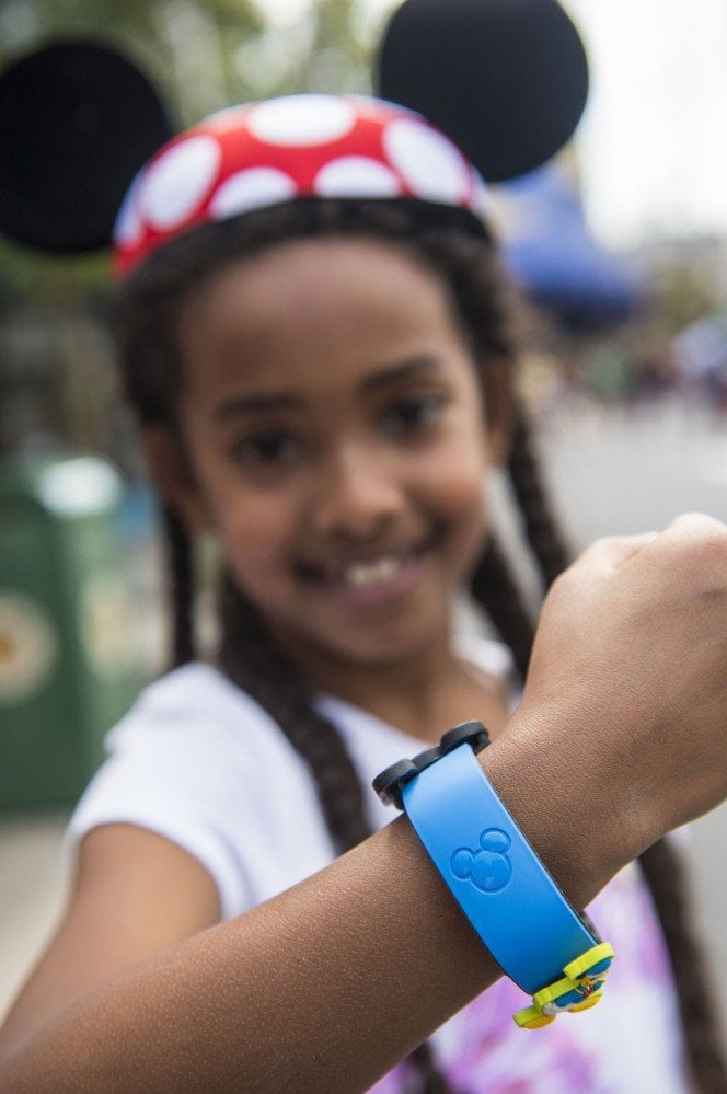 Disney Magic Bands add to the fun and convenience of staying in a Disney World Resort hotel