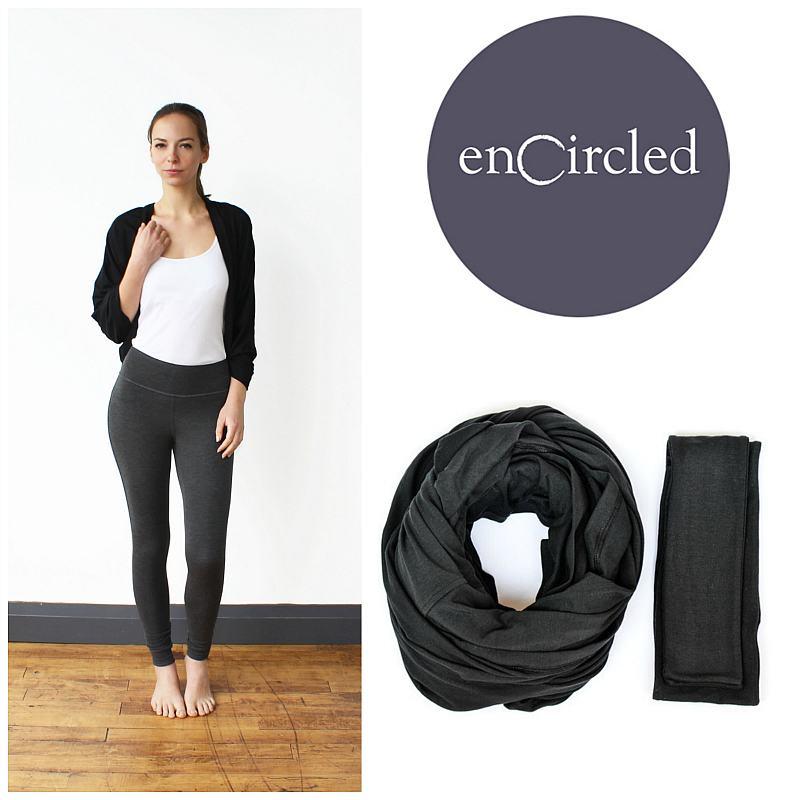 Encircled Chrysalis Cardi travel garment ~ Travel Mamas At Home BIG Giveaway