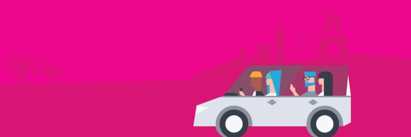 RideshareApps.com ~ Tips for Saving Money on Vacation Transportation