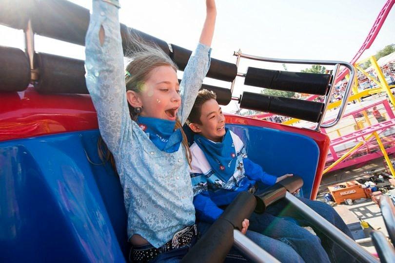 Calgary Stampede with Kids ~ So Much More than a Rodeo!