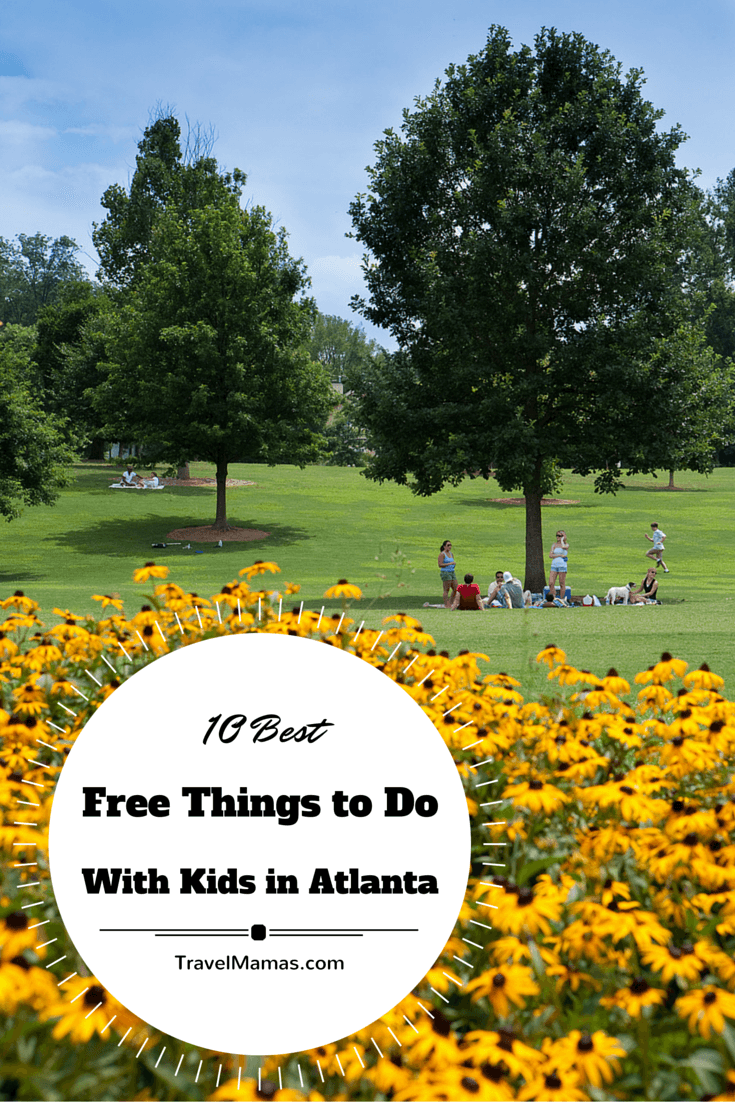 10 Best Free Things to Do with Kids in Atlanta