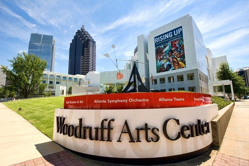 Woodruff Arts Center ~ 10 Best Free Things to Do in Atlanta with Kids