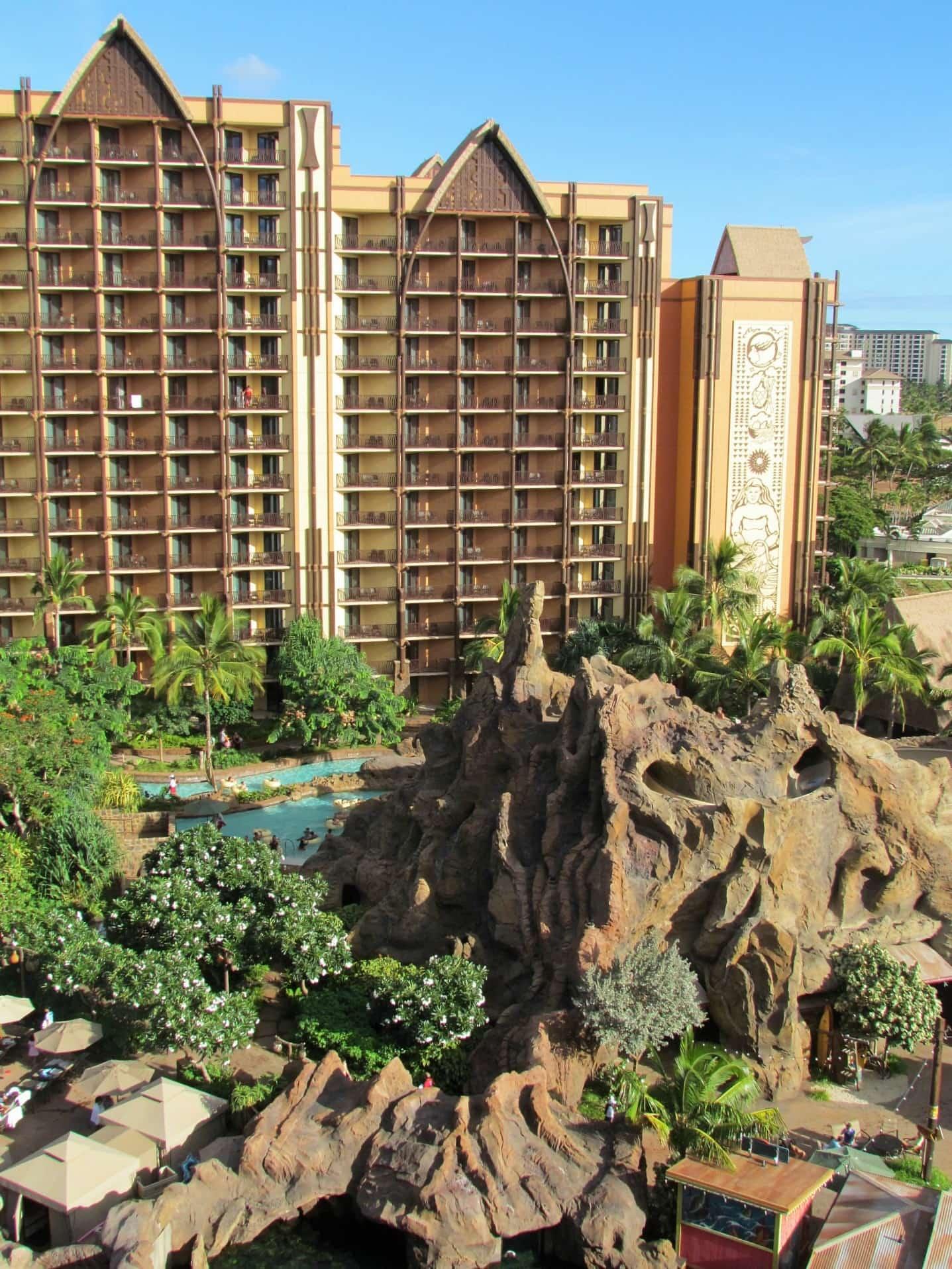 Disney's Aulani Resort on Oahu, Hawaii