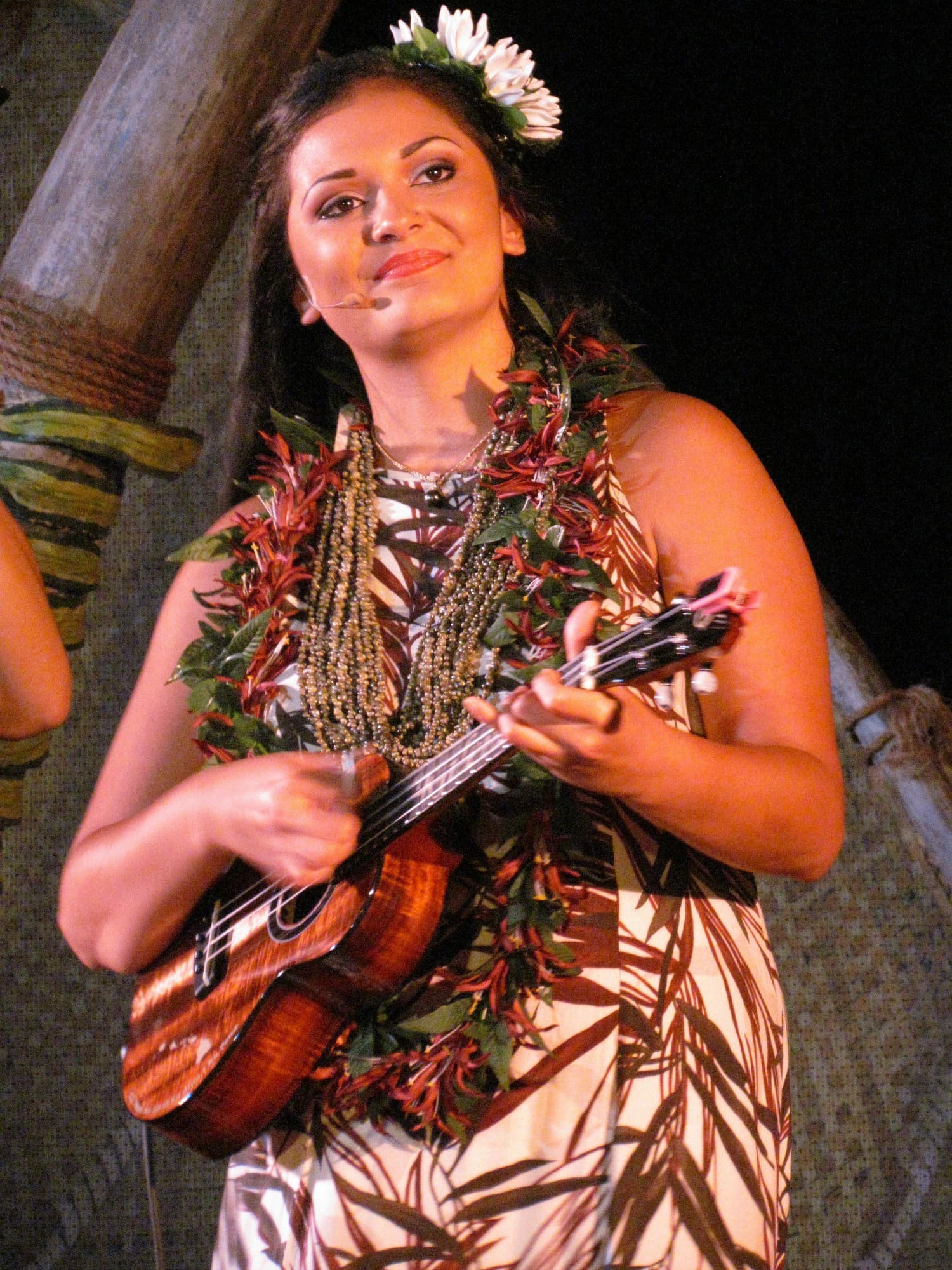 Starlit Hui treats guests of Aulani to a taste of Hawaiian traditions brought to life via music, dance and storytelling