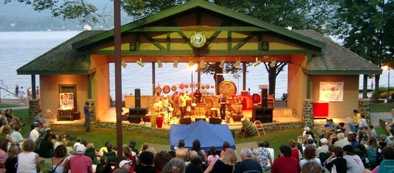 Lake George Jazz Festival ~ Best Free Music Festivals for Families in the USA