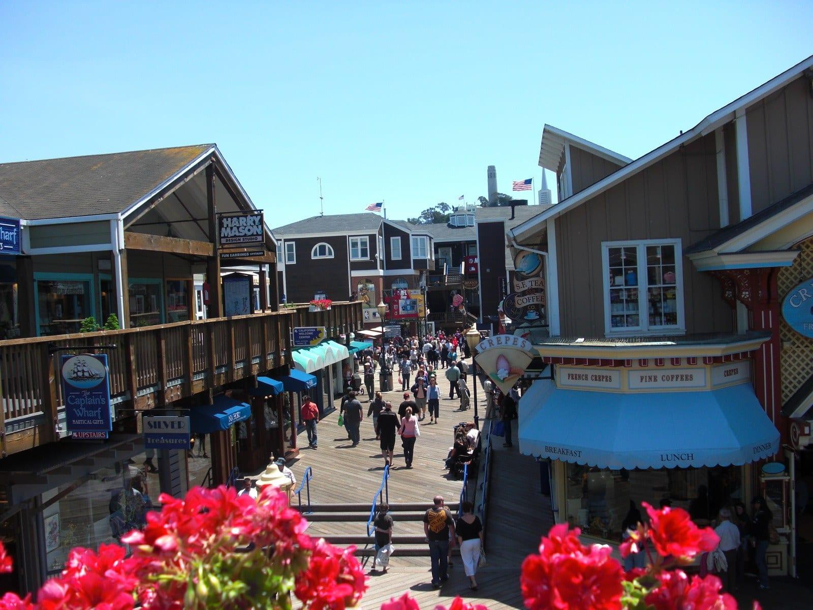 San Francisco's Pier 39