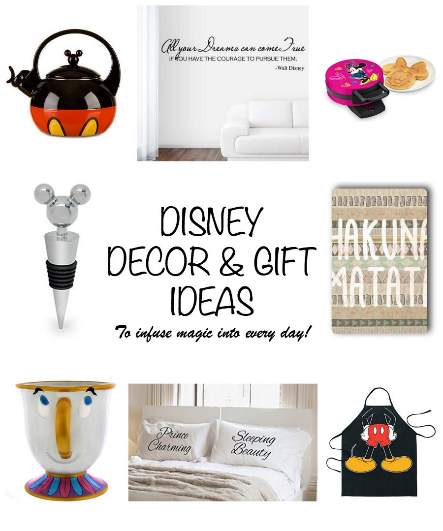 Disney Decor & Gift Ideas to Infuse Magic into Every Day!