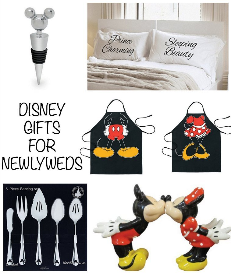 Disney Gifts for Newlyweds