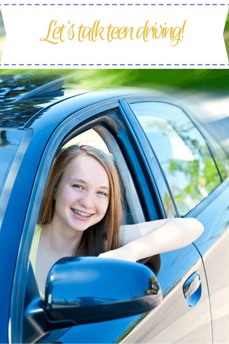 Let's Talk Teen Driving!