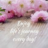 enjoy life's journey every day
