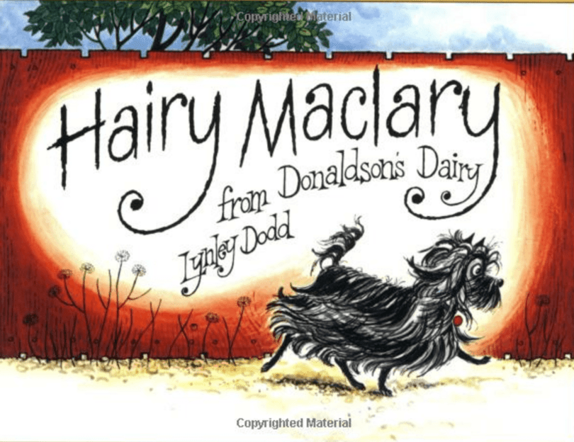 Hairy Maclary is a children's book series beloved in Great Britain ~ 5 Books British Kids Read