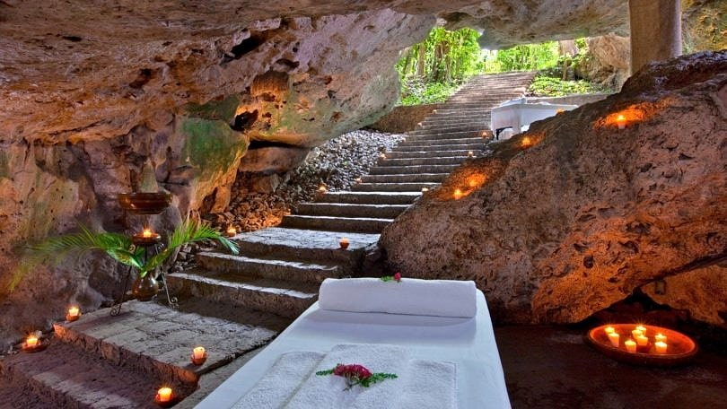 Spa Cenote at Hacienda Temozon ~ Yucatan Hacienda Hotels