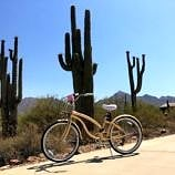 My sweet BeachBike way beyond the beach in Arizona