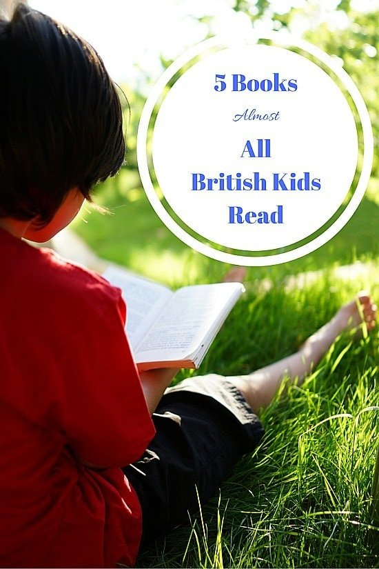 5 Books British Kids Read (And Why Your Kids Should Too!)