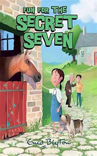 A Secret Seven series book