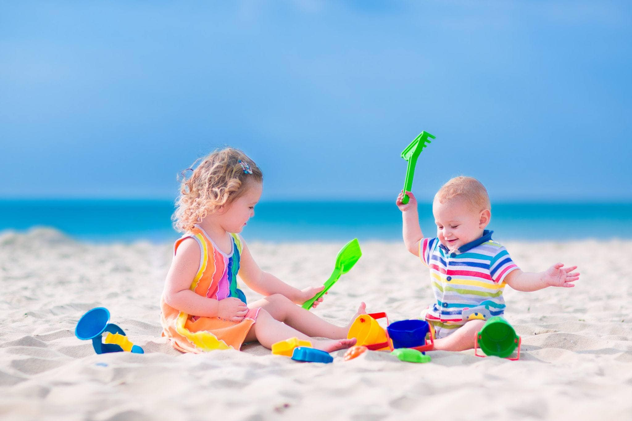 Rent baby gear like cribs, strollers, car seats and even toys for your Cancun vacation from Baja Baby Gear ~ Cancun with Babies and Toddlers
