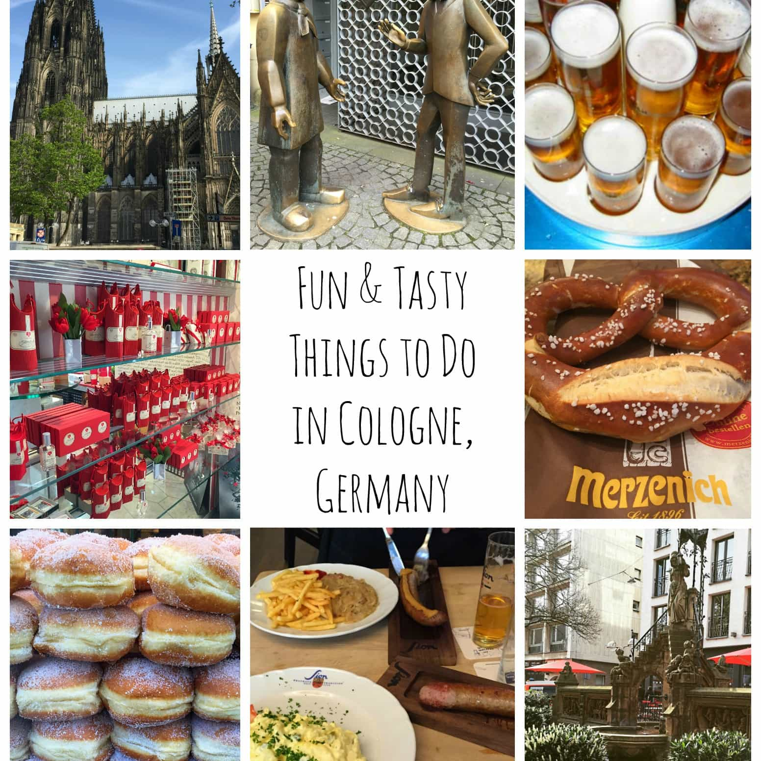 Fun And Tasty Things To Do In Cologne, Germany