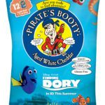 Pirate's Booty Giveaway – Finding Snack Treasure & Dory!