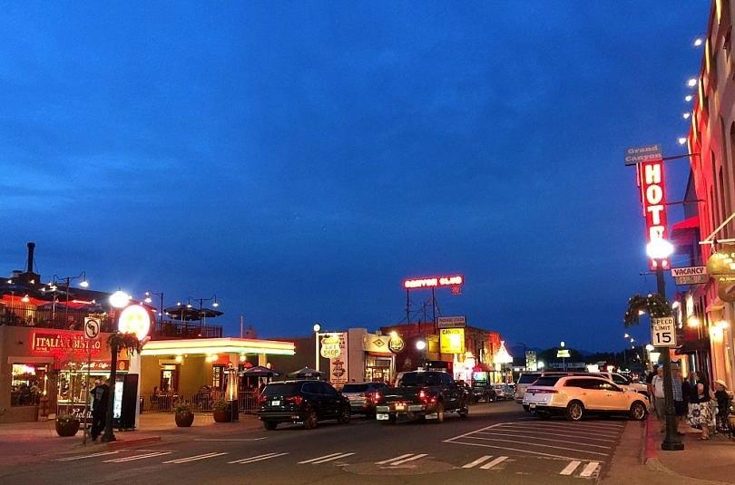 Williams, Arizona - Inspiration for Disney's Cars Land
