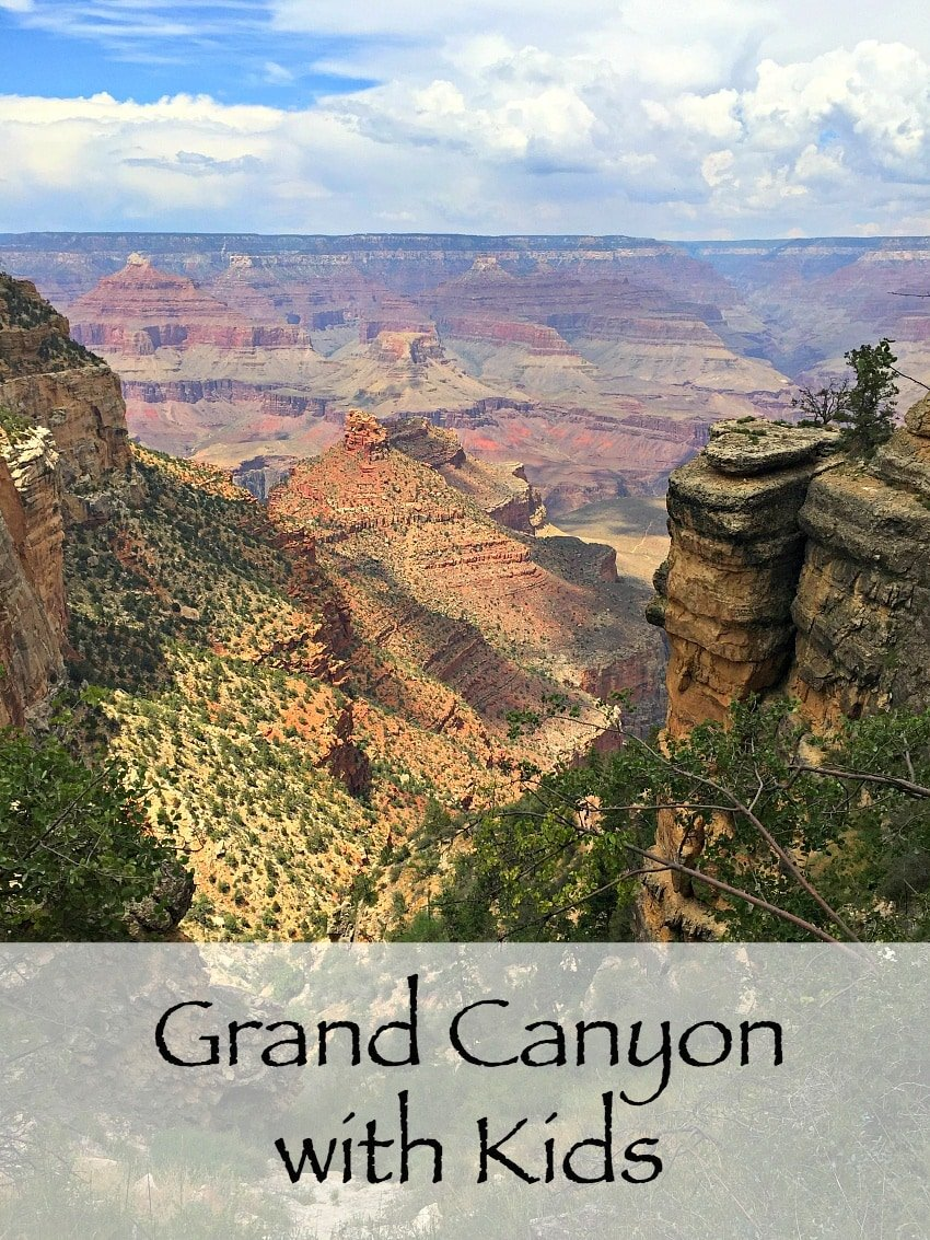 Grand Canyon with Kids ~ Best Blog Posts