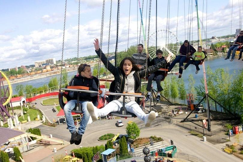 La Ronde Amusement Park ~ Montreal with Kids