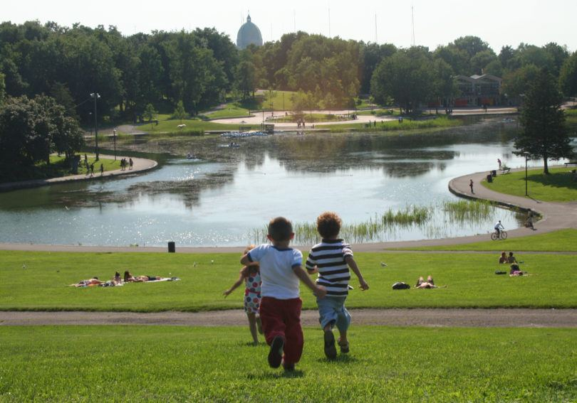 Mont Royal Park ~ Montreal with Kids