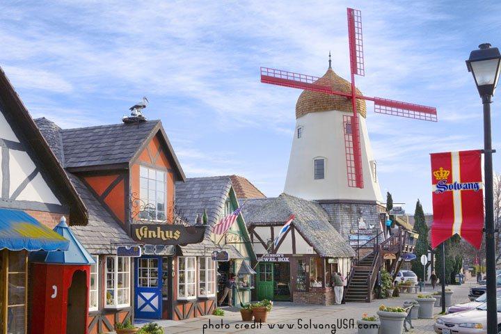 Solvang brings Denmark to California ~ 5 Destinations that Feel Like Europe in North America