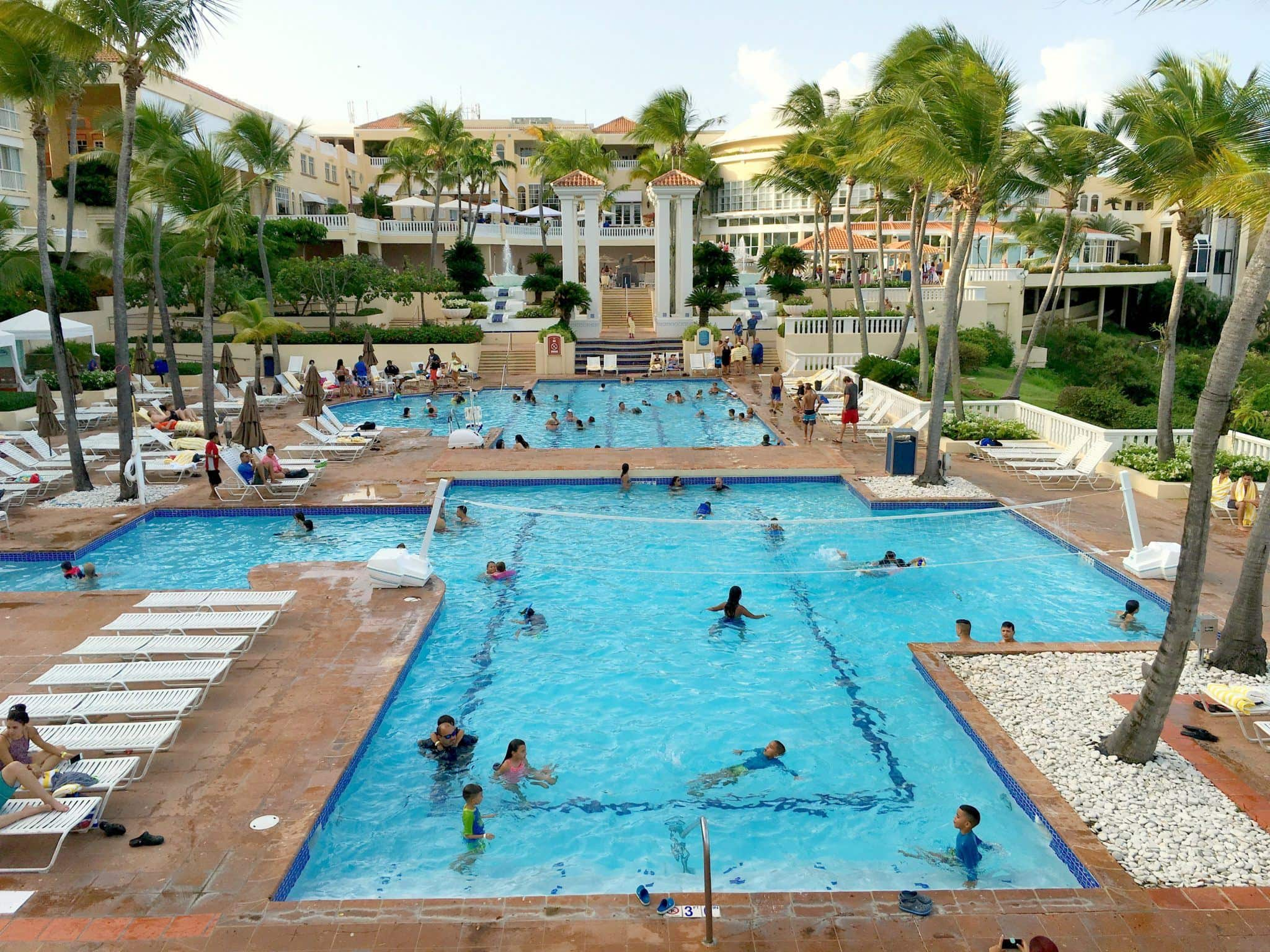 Freshwater pools, infinity edge pools, water park pools - it's a pool-lover's paradise at El Conquistador Resort with kids!