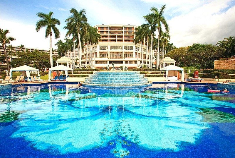 One of the many gorgeous pools at Grand Wailea, a Waldorf Astoria Resort ~ 10 Best Hotel Pools for Kids in the USA