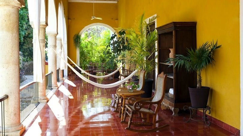 The Presidential Suite at Hacienda San Jose ~ Yucatan Hacienda Hotels