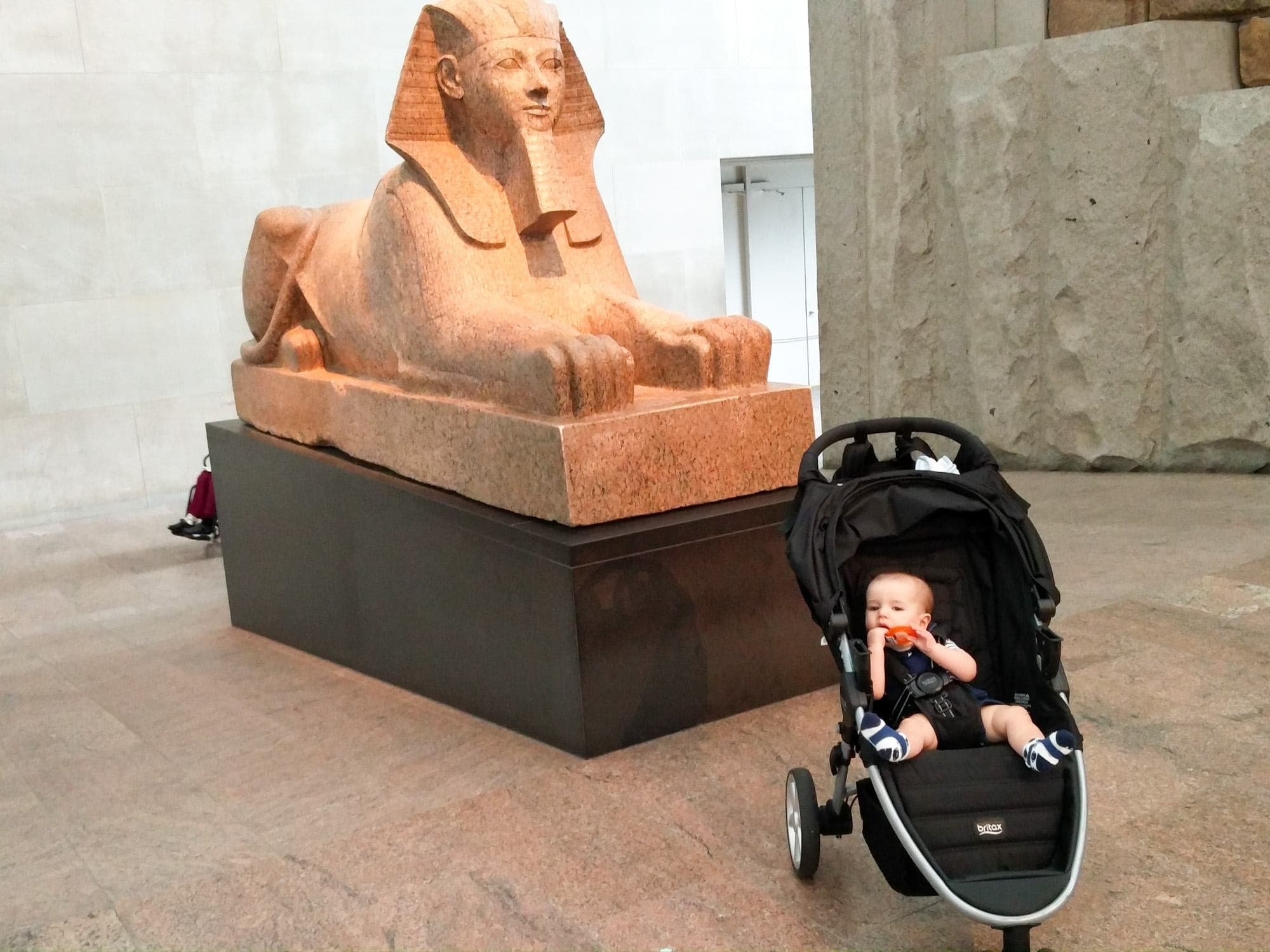 Does your baby prefer to sleep in a stroller or in a crib back in the hotel? ~ 10 Traveling with Baby Tips from a Travel Daddy