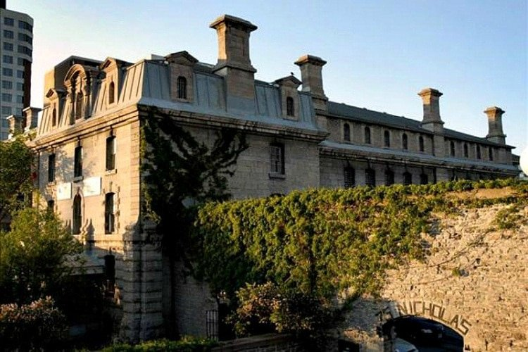 Find an affordable stay and ghost stories at HI Jail Hostel ~ Fun Things to Do in Ottawa in Fall with Kids