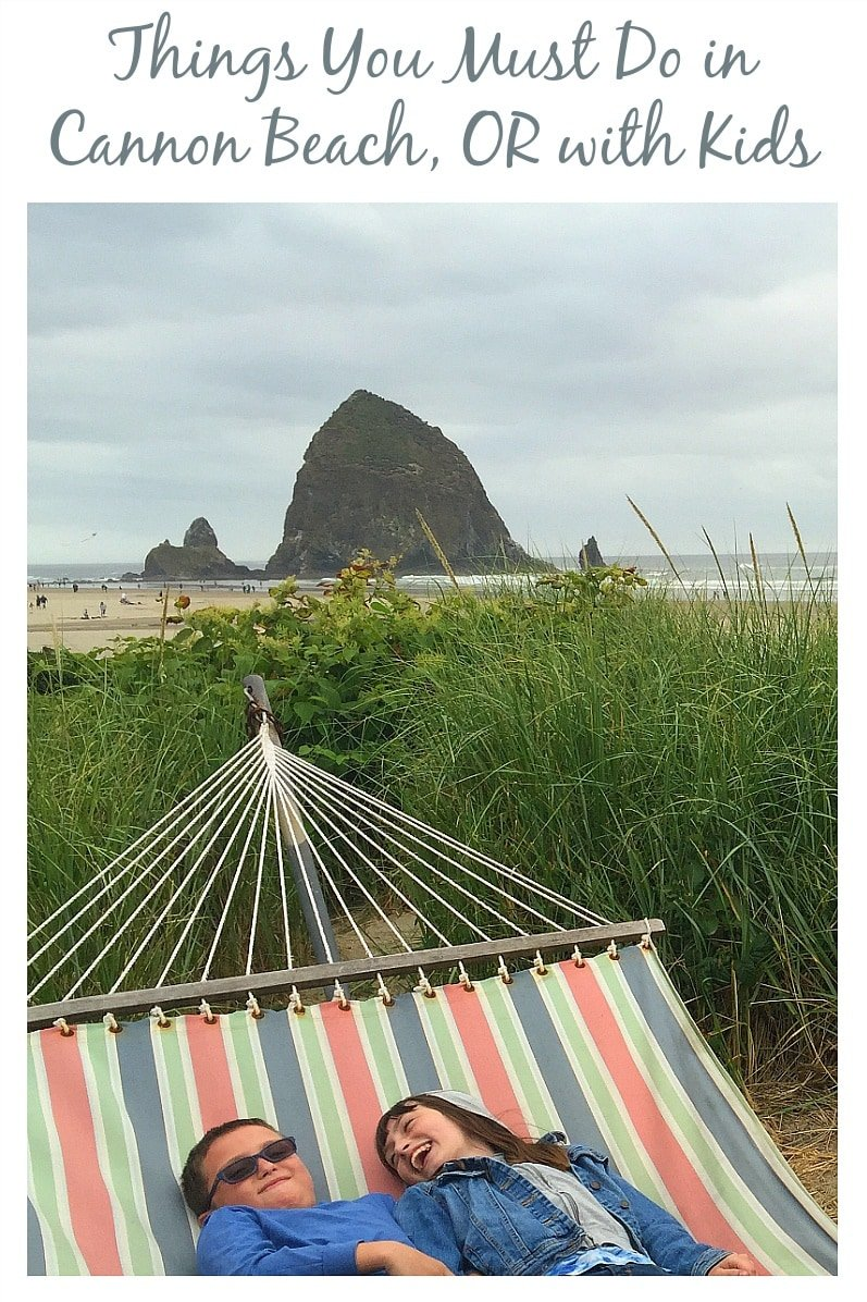 10 Things You Must Do in Cannon Beach with Kids